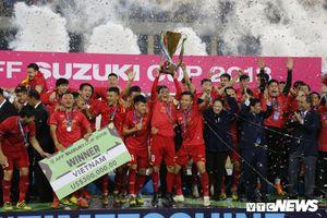 Thực phẩm sạch và câu chuyện tham vọng bóng đá Việt Nam ở Asian Cup