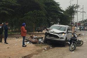 Nạn nhân sống sót sợ hãi kể lại giây phút ô tô tông liên hoàn khiến hai vợ chồng tử vong