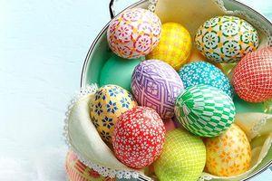 Câu đố thú vị về những quả trứng màu Phục sinh