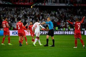 Trà chanh chém gió: Đáng ngại công tác trọng tài ở Asian Cup