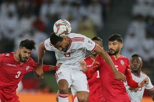Asian Cup 2019: Bàn gỡ hòa của chủ nhà UAE bị nghi 'có mùi'