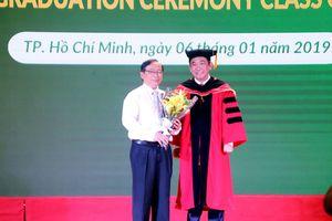 1.191 tân thạc sĩ, cử nhân tốt nghiệp ĐH Quốc tế Hồng Bàng