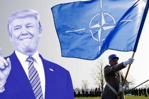 NATO lâm vào thế 'tiến thoái lưỡng nan'