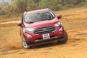 Trải nghiệm sự linh hoạt của Ford EcoSport tại Hà Nội