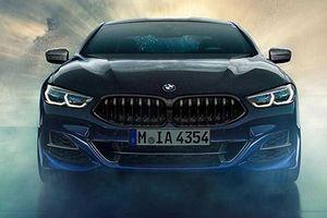 BMW 'nhá hàng' M850i Night Sky với nội thất ốp thiên thạch