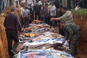 Công bố con số đau lòng về số dân thường chết ở Syria năm 2018