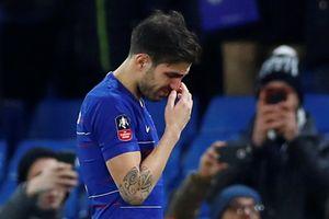 Fabregas rơi lệ chia tay Chelsea để sang AS Monaco