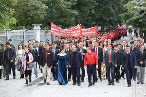 Ấn tượng lễ diễu hành Chủ nhật Đỏ lần thứ XI - 2019