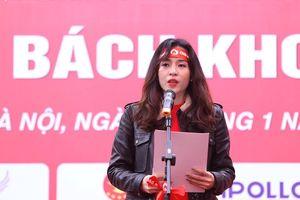 Quỹ Vì Tầm vóc Việt 6 lần liên tiếp đồng hành cùng Chủ nhật Đỏ