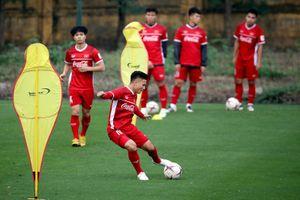 HLV Park Hang Seo lộ 'binh pháp' đối phó đội tuyển Iraq