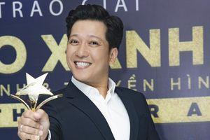 Trường Giang nhận giải 'Nam diễn viên điện ảnh được yêu thích nhất'