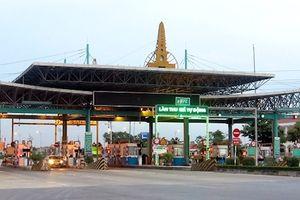 Trạm BOT Mỹ Lộc thu phí trở lại