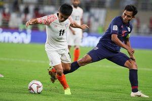 Thái Lan khởi đầu thảm họa tại Asian Cup