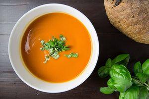 Làm súp đậu lăng cà rốt không những ngon mà còn bổ
