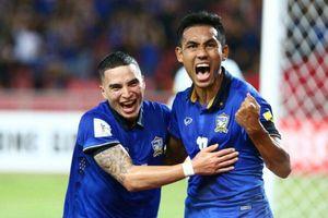 Ấn Độ - Thái Lan: Voi chiến đấu Hổ xanh và lịch sử đứng về đội bóng Đông Nam Á