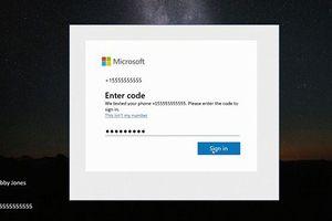 Microsoft muốn 'khai tử' công nghệ dùng mật khẩu