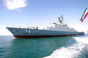 Iran tuyên bố sẽ điều tàu chiến đến bờ biển Mỹ