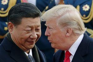 Ông Trump tự tin Mỹ đang ở thế 'thượng phong' với Trung Quốc
