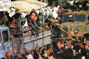 Nghĩa tình Việt Nam với cách mạng Campuchia