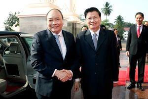 Ủy ban Liên Chính phủ Việt Nam - Lào họp lần thứ 41