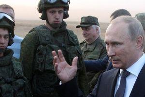 Hé lộ loạt chứng cứ Nga ngày càng 'sa lầy' tại Syria