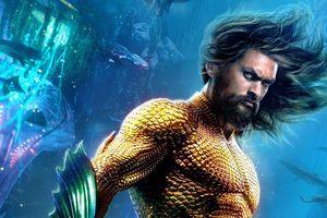 9 điều ít biết về hậu trường 'Aquaman'