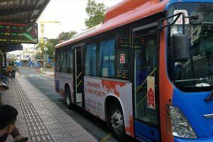 Năm 2018 khách đi xe buýt ở TPHCM giảm tới 21 triệu lượt
