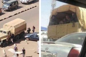 Lính đánh thuê Nga xuất hiện tại Sudan?