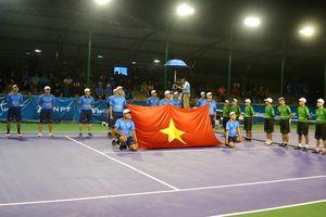 Giải quần vợt tầm cỡ quốc tế đầu tiên tại Đà Nẵng