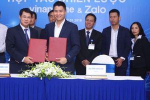 VinaPhone 'bắt tay' Zalo tung 2 gói cước data 'khủng', miễn phí gọi nội mạng