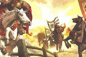 10 tình tiết kinh điển Tam Quốc (Phần 2): 100 quân kỵ cướp doanh Tào