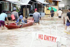 Philippines: Số người thiệt mạng do bão tăng lên 126 người