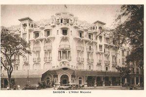 Soi khách sạn của đại gia trứ danh Sài Gòn 100 năm trước