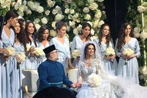 Quốc Vương Malaysia thoái vị sau khi cưới hoa hậu người Nga