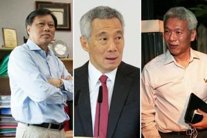 Sóng gió mới trong nhà thủ tướng Singapore