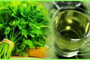 Lợi ích ngừa bệnh tuyệt vời của rau mùi tây