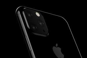 Ngắm thiết kế mới với 3 camera sau của iPhone XI 2019