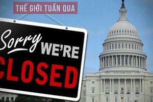 Thế giới tuần qua: Không tìm được 'tiếng nói chung', Chính phủ Mỹ tiếp tục đóng cửa một phần