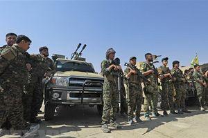 Người Kurd ở Syria bắt giữ nhiều phần tử IS người nước ngoài