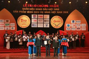 Văn Phú – Invest vinh dự nhận Top 50 'Nhãn hiệu hàng đầu Việt Nam'