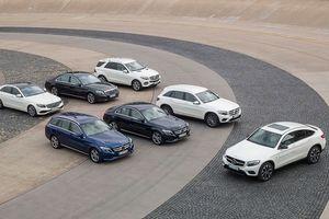 Thương hiệu Mercedes-Benz tiếp tục thống trị phân khúc xe sang tại Bắc Mỹ