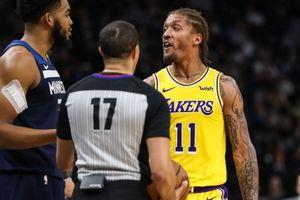 Thua tiếp Minnesota Timberwolves, Los Angeles Lakers chìm ngập trong khủng hoảng