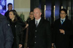 Phái đoàn Mỹ tới Bắc Kinh, bắt đầu ngày đàm phán đầu tiên
