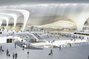 Trung Quốc tiết lộ kế hoạch mở cửa sân bay lớn nhất thế giới