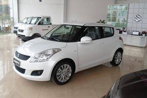 Bảng giá xe ô tô Suzuki mới nhất: Thêm giá bán Swift thế hệ mới