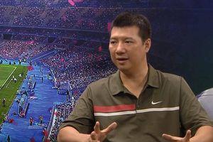 BLV Quang Huy: 'Thái Lan thi đấu vô hồn, xứng đáng thất bại'