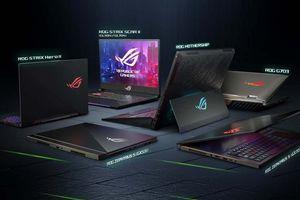Asus giới thiệu dải sản phẩm laptop gaming GeForce RTX tại CES 2019