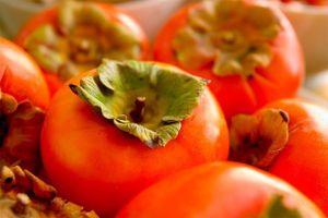 Trái hồng giúp giảm cholesterol trong máu