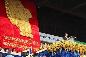 Campuchia kỷ niệm 40 năm đánh đổ chế độ diệt chủng Pol Pot