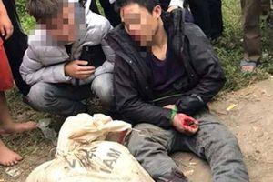 Vĩnh Phúc: Người dân phát hiện, truy bắt 2 'cẩu tặc' cùng tang vật